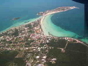 Cupids Cay and GH